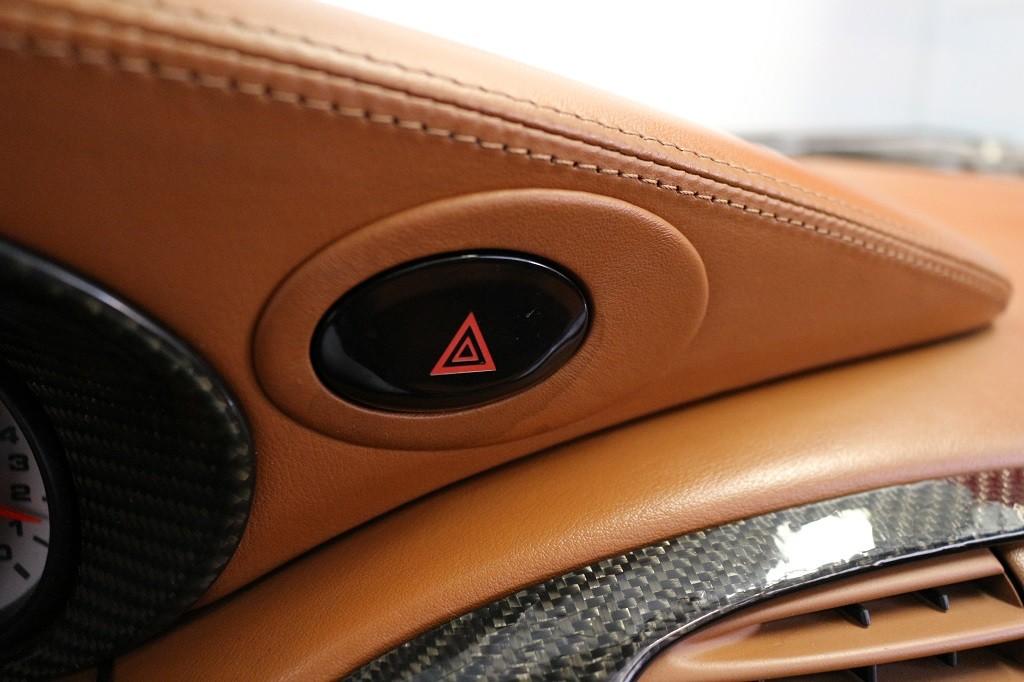 Tableau de bord Porsche 996