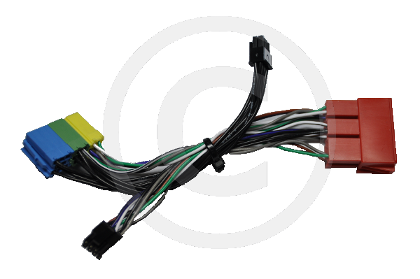 Connecteur chargeur CD
