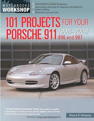 Manuel d'Entretien Porsche 996